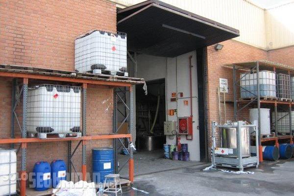 La prevención en el puesto de trabajo relacionado con los procesos industriales