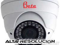 Alta resolución en CCTV