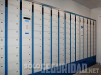 Lockers inteligentes