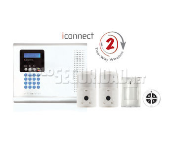 Kit Alarma Iconnect Catálogo SoloSeguridad.net