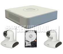 Kit Videovigilancia Ip Megapixel Wifi Catálogo ~ ' ' ~ project.pro_name